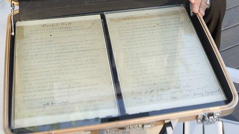James Naismith's founding rules of basketball: $4.34 million