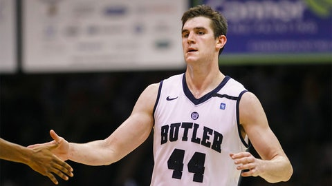 Andrew Smith, college basketball player, Sept. 9, 1990-Jan. 12, 2016