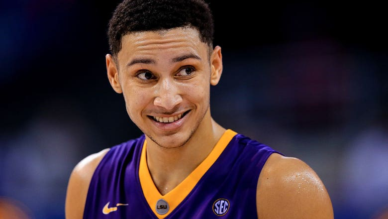 LSU's Ben Simmons is a product of the contradiction that is college sports