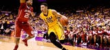 Down the stretch in LSU-Oklahoma, where was Ben Simmons?