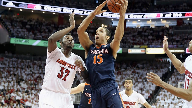 No. 16 Louisville is no match for No. 11 Virginia in ACC showdown