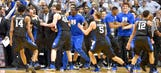 No. 20 Duke stuns fifth-ranked North Carolina in Chapel Hill