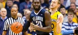 No. 1 Villanova rebounds from loss, pulls away against gritty Marquette