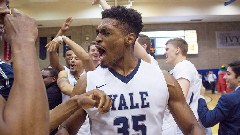 Yale clinches first NCAA Tournament appearance since 1962
