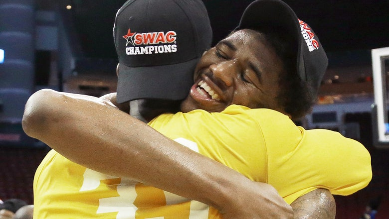 Game-winner lifts Southern to SWAC title, into NCAA Tournament