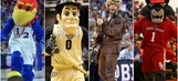 Which NCAA tournament mascot would win a free-for-all cage match?