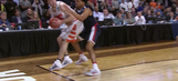 This mind-blowing out of bounds call nearly cost Syracuse its win over Gonzaga