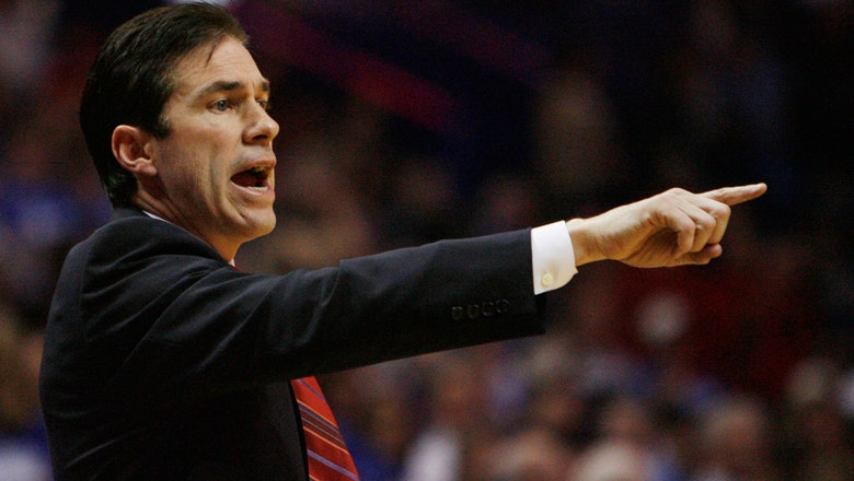 SMU officially names Tim Jankovich as Larry Brown's successor