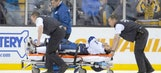 You can start to exhale, Tampa fans: Stamkos finally hits the practice ice