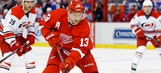 Wings Notes: Datsyuk returns to lineup Friday