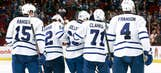 Leafs' Bolland requires leg surgery