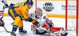 Low-scoring Preds must get hot to contend for playoffs