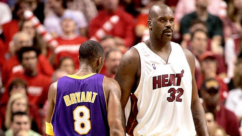 5. Shaquille O'Neal to Miami for Lamar Odom, Caron Butler and Brian Grant (2004)
