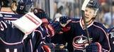 Johansen's 2 goals push CBJ past Capitals, 5-2