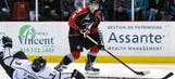 Junior hockey league player loses part of finger in game
