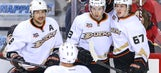Cogliano scores decider as Ducks fend off Flames for win