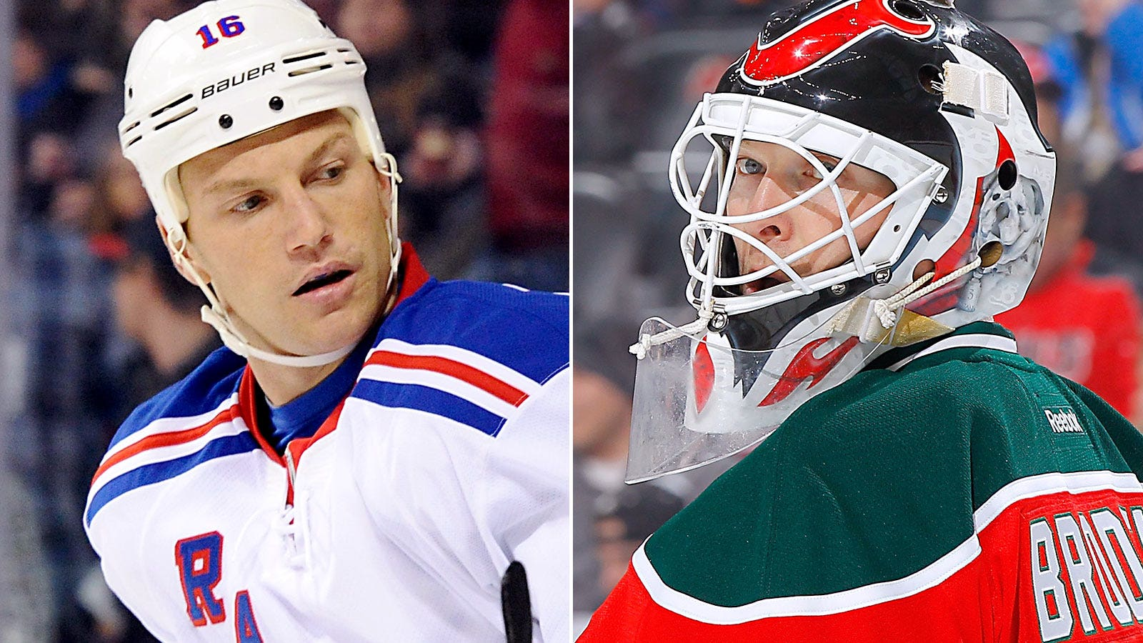 Martin Brodeur And Sean Avery Spar Again This Time Over Avery S