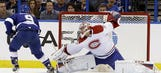 Lightning will take on Canadiens in first round of playoffs
