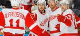 Red Wings grab important win over Sabres