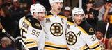 Power Rankings: Bruins lockdown the East, but West is wild