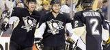 Penguins nip Blue Jackets 4-3 in series opener
