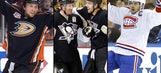 Off with a bang: High-scoring nail-biters dominate playoffs' first day
