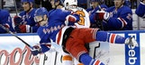 Live: Flyers-Rangers lead off busy night in NHL playoffs
