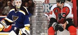 No playoff teams know pain of Cup drought like Blues, Flyers