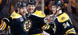 Bruins earn much-needed victory against Red Wings
