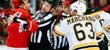 Live scores: Trio of pivotal Game Fours in NHL playoffs tonight