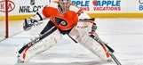 Flyers' Mason returns after dealing with personal family issue