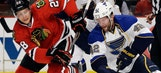 Follow: Blackhawks on home ice, can close out Blues