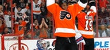 Philadelphia Flyers play host to teen beaten at frat party