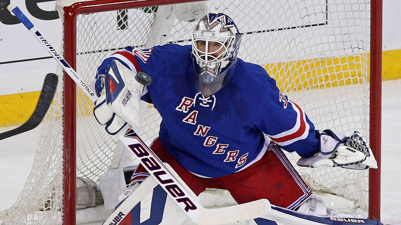 How Henrik Lundqvist Went From 7th Round Pick To King Of New York