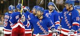 For mom: St. Louis scores, lifts Rangers just days after mother's death