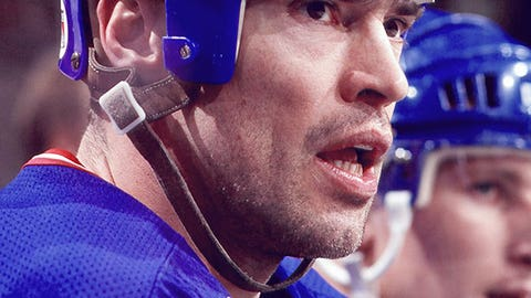 Mark Messier's guarantee -- in a must-win game