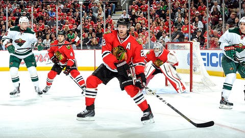 Duncan Keith, Chicago