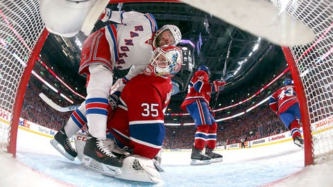 Tokarski welcomed to Cup playoffs