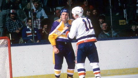 Tiger Williams' 3,966 penalty minutes