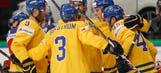 Sweden tops Czech Republic, takes bronze at hockey worlds