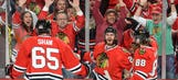 Whew! 'Hawks survive 2OT thriller … now for the hard part