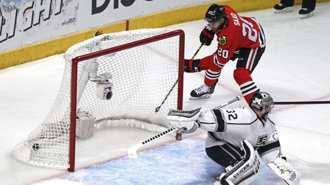 Western Conference Final: Game 5 vs. Chicago