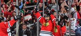 NHL takeaways: Hawks survive 2OT thriller … now for the hard part