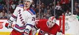 Kreider 'sick and tired' of Rangers falling short