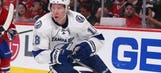 Lightning sign Calder Trophy finalist Palat to three-year extension