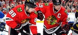 'Hawks extend stars Toews, Kane with eight-year, $84 million deals
