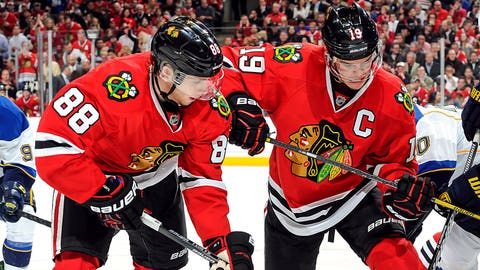 2. Chicago Blackhawks