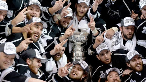 Los Angeles Kings, 2014 Stanley Cup champions