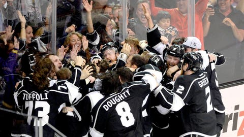 1. Los Angeles Kings
