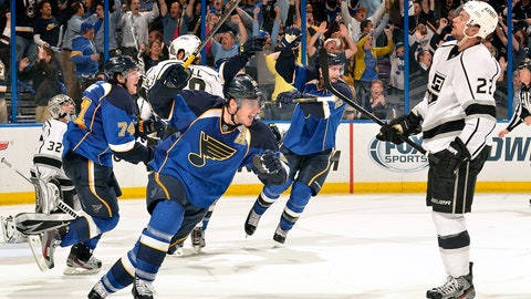 6. St. Louis Blues